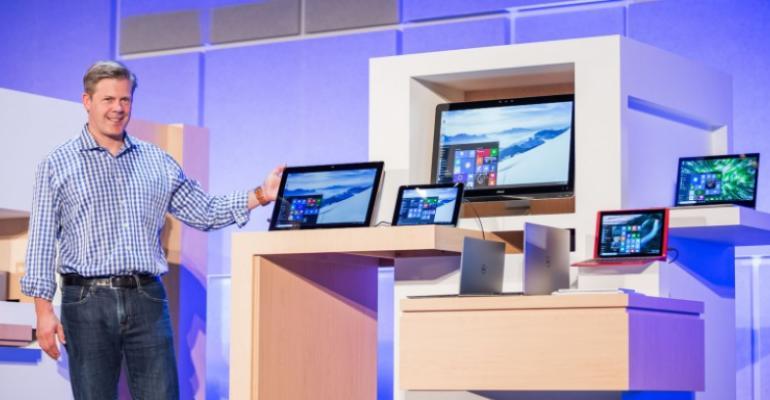 The Windows 10 hardware ecosystem