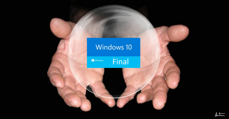 How to turn your Windows 10 Insider Preview into Windows 10 RTM