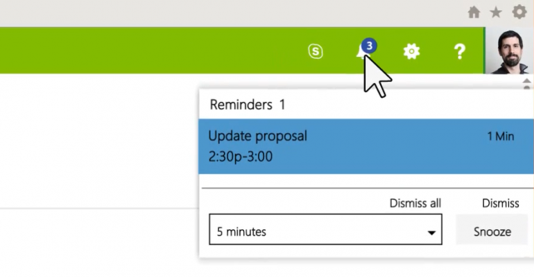 Office 365 web interface gains new enhancements