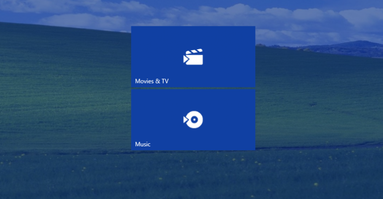 Music and Movies & TV apps leave preview in Windows 10 build 10130