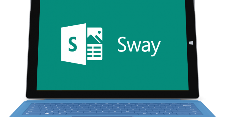 Microsoft Sway expands its touch