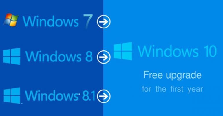 Windows 10 Upgrade Paths