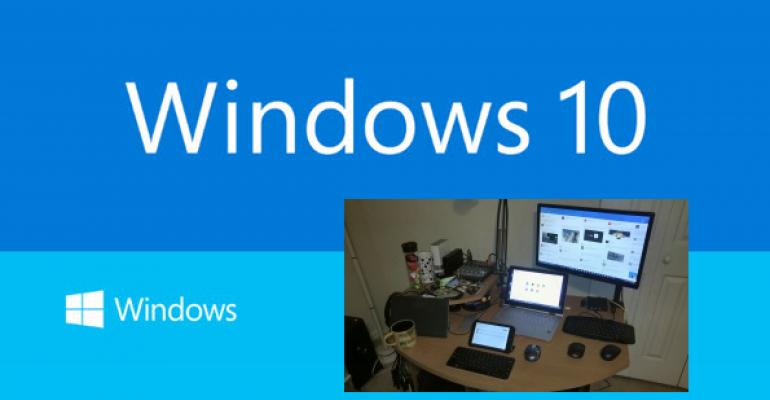 Windows 10 Build 10158 – The Upgrade Experience
