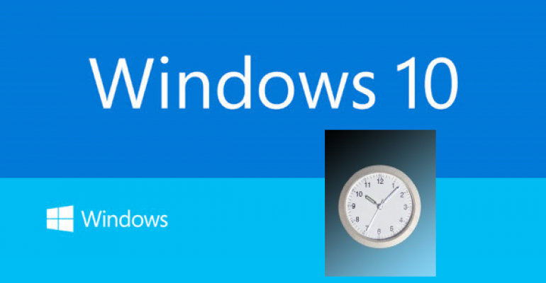 There are likely only two pre-release builds of Windows 10 remaining