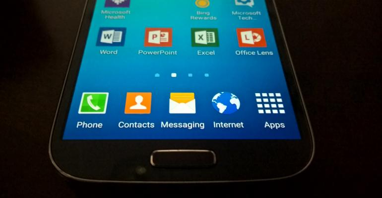 Daily Driver: Galaxy S4 and Android | IT Pro