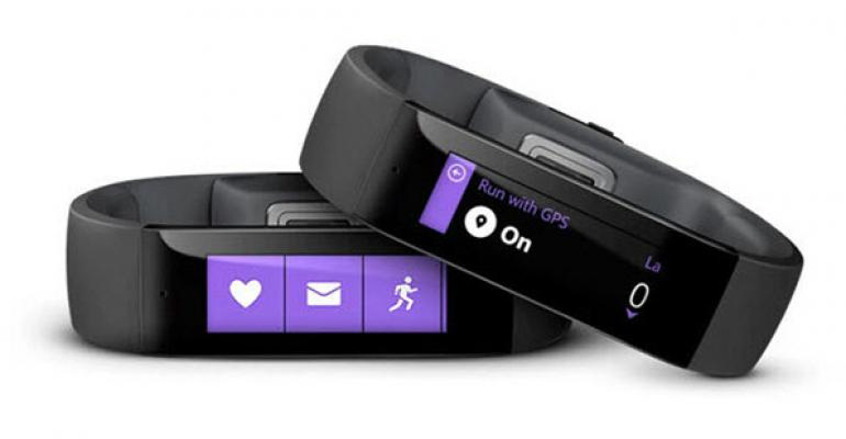 Microsoft Band App Development Expands to the Web and the Cloud