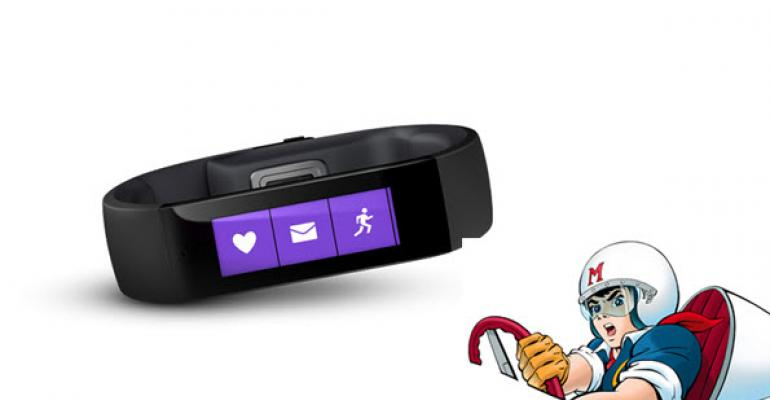 Microsoft Band Tip: Quicker Access to Firmware Updates