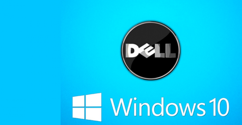 Dell Rolls Out Windows 10 Driver Packs