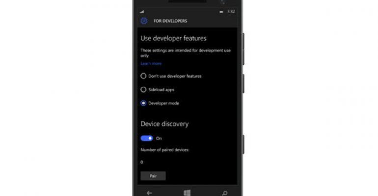 Windows 10 Universal Windows App Deployment Tool Available Now