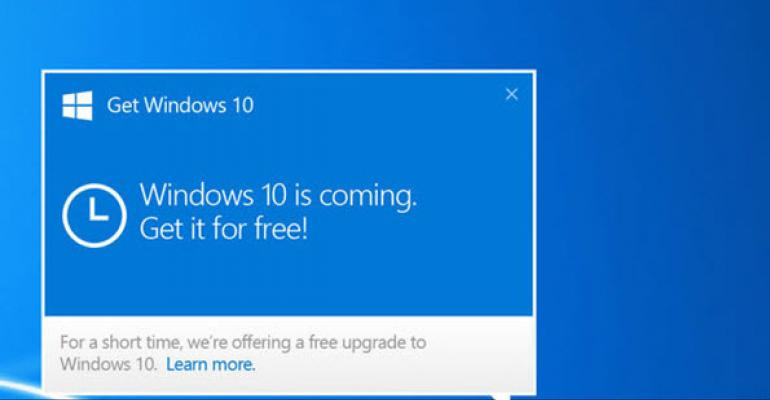 New Policies in July's Windows Update Client to Stop Windows 10 Upgrades by Normal Users