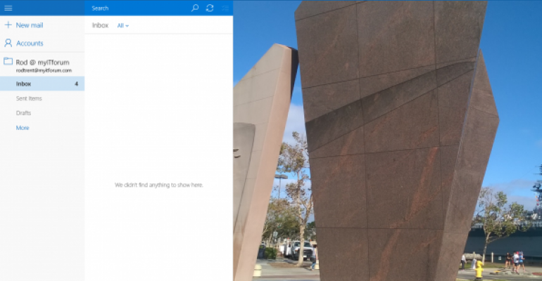 How To: Change Email Sync Frequency in the Windows 10 Mail App   IT Pro