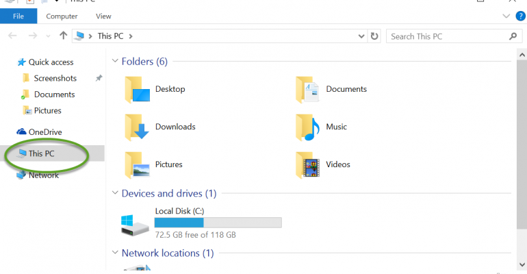 How To: Change How Windows 10 File Explorer Opens