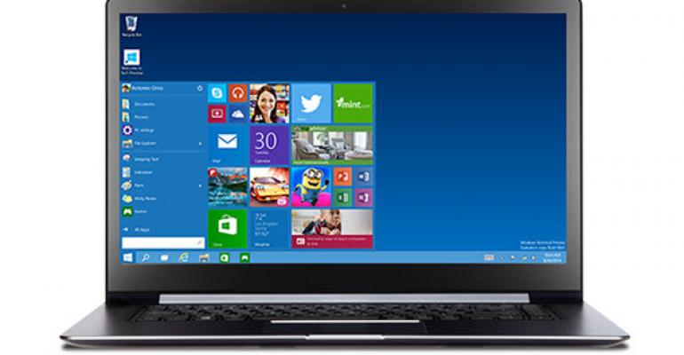 WSUS Ready for Windows 10