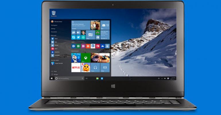 Windows 10 Upgrades or New Hardware: The Fine Print