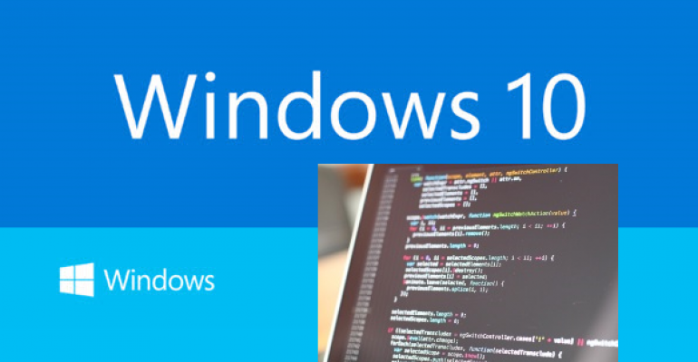 Windows 10 SDK Preview available for Windows 10 Build 10158