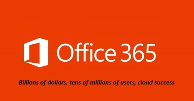 Office 365 numbers growing but report identifies some bad user habits in SharePoint and OneDrive