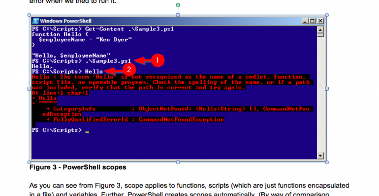 PowerShell: Why You'll Never Go Back to Cmd.exe Batch Files