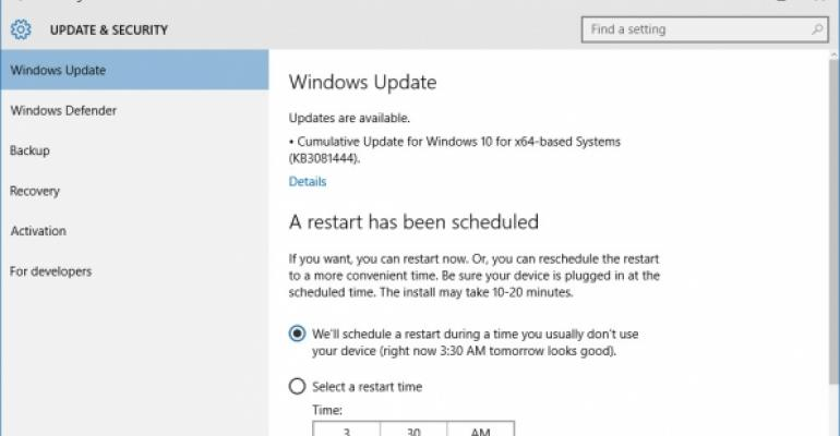 Windows 10 Gets Critical IE Security Update Wrapped in Yet Another Cumulative Update