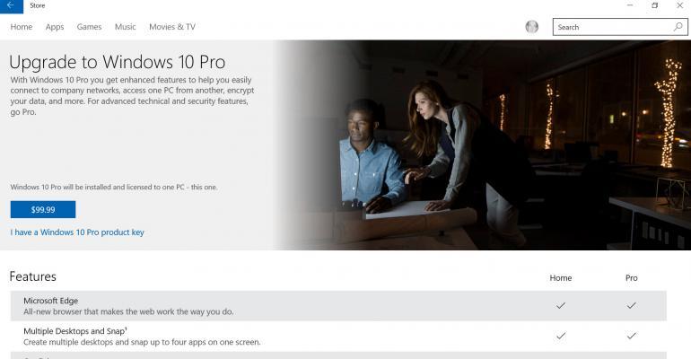 How to deploy Windows 10 using a fresh media key | IT Pro