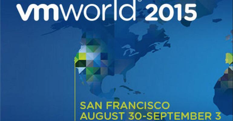 VMworld 2015: Day One