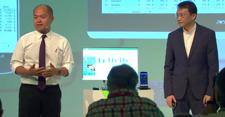 Windows 10 Continuum and the future of desktop computing
