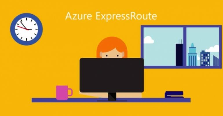 Office 365 ExpressRoute Hits GA