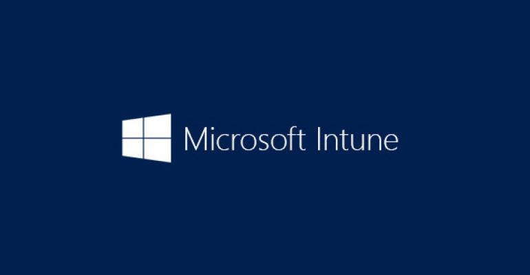 New Windows 10 and iOS Features Rolling Out for Microsoft Intune This Week