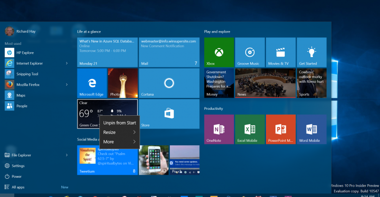 Windows 10 is already running on 10 million devices in China