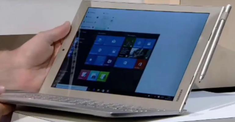 Windows 10 OEM Hardware IFA 2015 Keynote fizzles