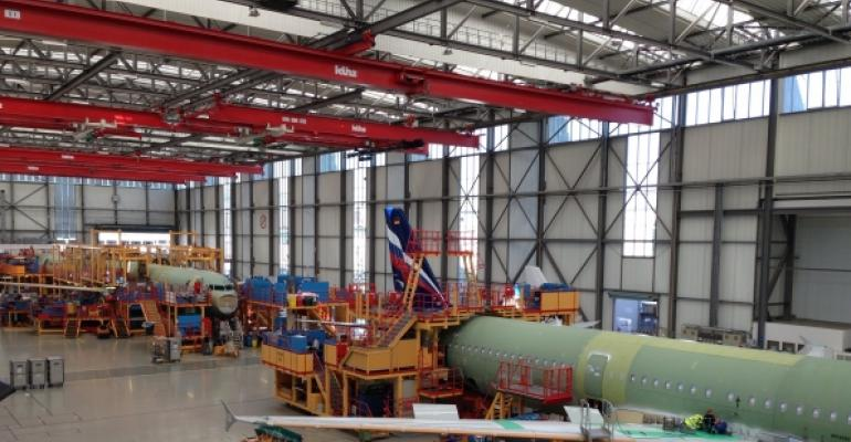 At Airbus, ROI Doesn't Always Mean Cutting Costs