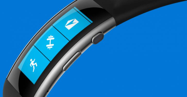UK customers to get trade-up program for Microsoft Band v2