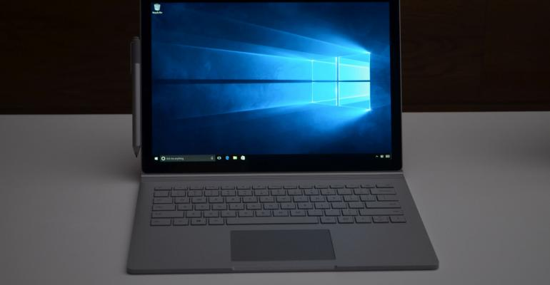 How to download recovery images for Surface Book and Surface Pro 4