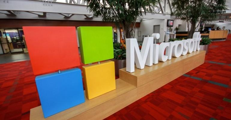 Transition from on-premises to cloud reflected in Microsoft's latest results