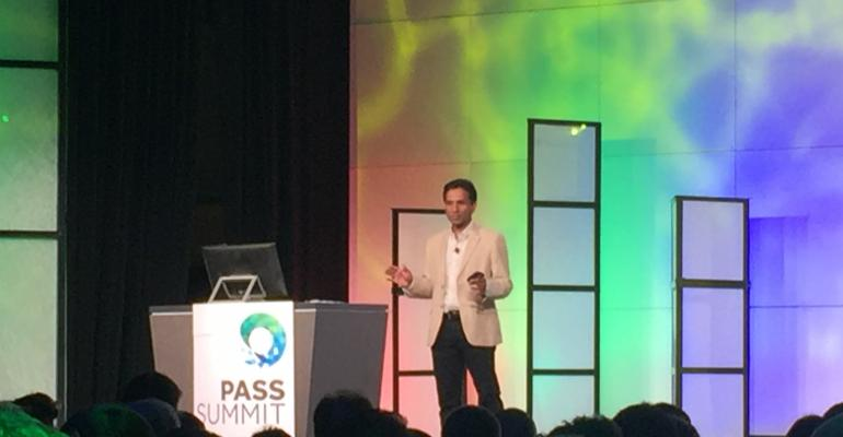 """PASS Summit 2015 kicks off: """"This is the age of the data professional."""""""