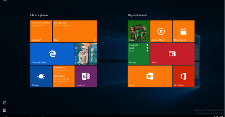 Amp up your efficiency in Windows 10