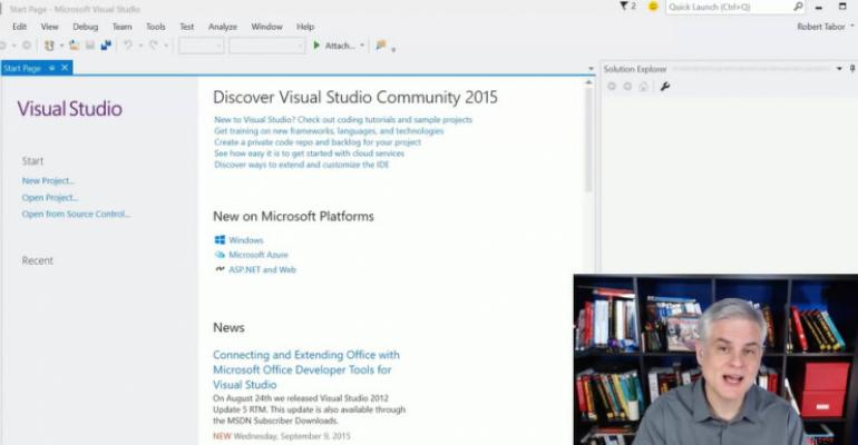 Developing for the Windows 10 Universal Windows Platform