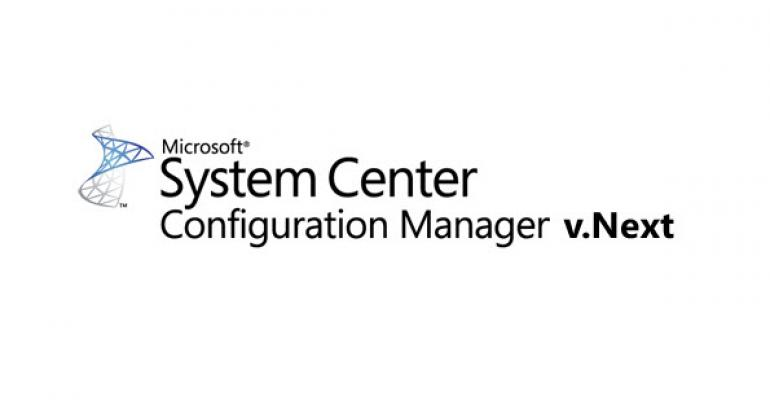The Future of System Center Configuration Manager: Getting the