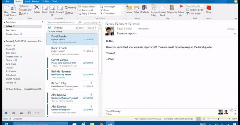 Calendar Checking Tool Updated to Support Outlook 2016