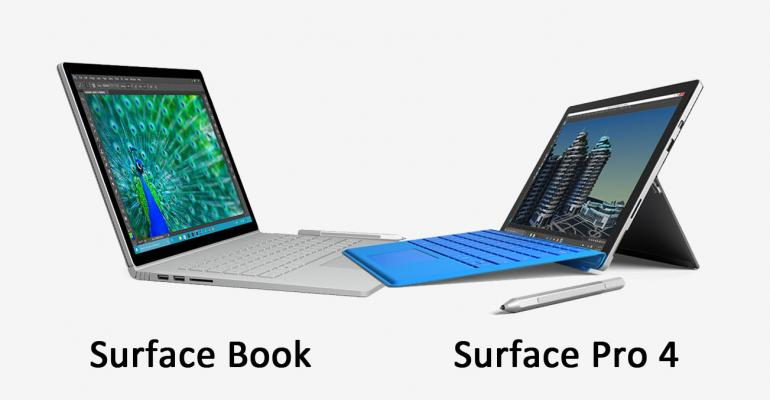 Surface Pro 4 and Surface Book Get Early November Firmware Updates