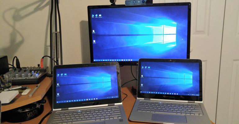 How to fix 40% freeze during install of Windows 10 Build 10586