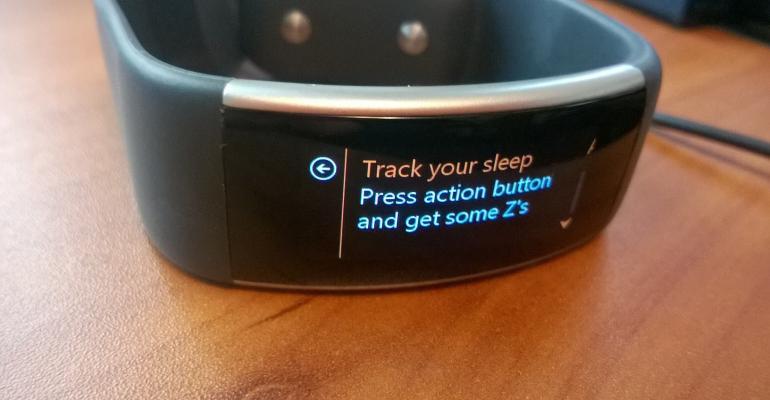 Band v2 Enhancements: Alarm Now Part of Sleep Monitoring