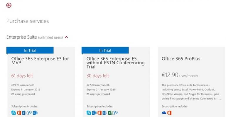 Microsoft releases Office 365 E5 Plan