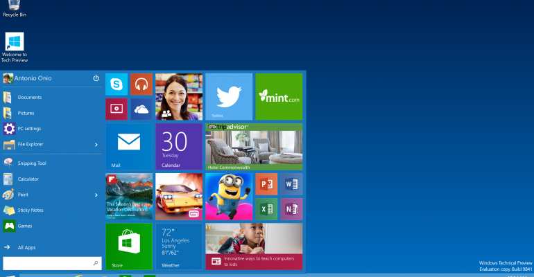 Can Microsoft uninstall software from my Windows 10 machine?