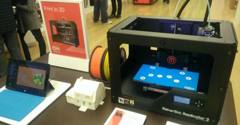 Print Your Own Surface Pro 4 Docking Station Spacer