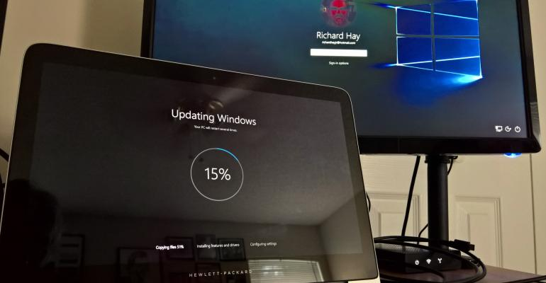 First Windows 10 Redstone build released to Insiders