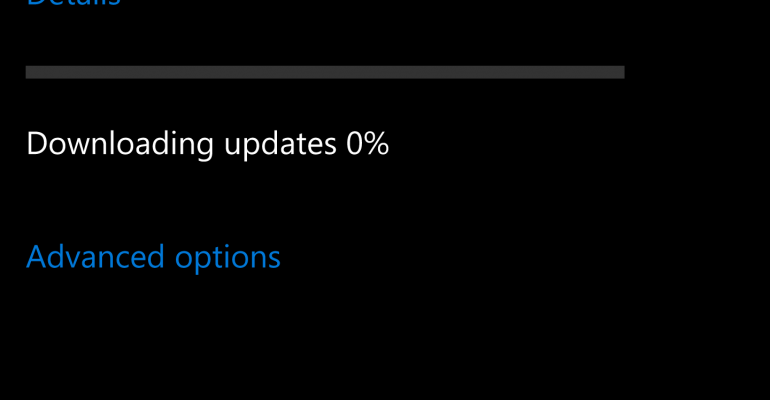 Windows 10 Mobile Build 10586.29 arrives for new devices