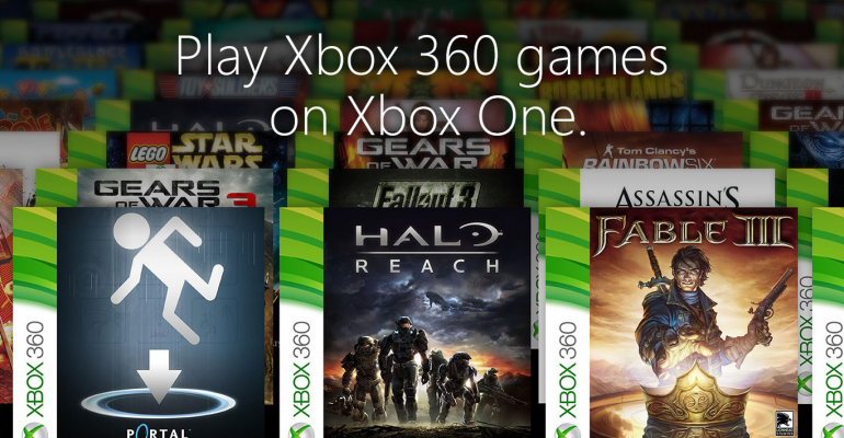 Microsoft lists 16 new games for Xbox 360 Backwards Compatability on Xbox One