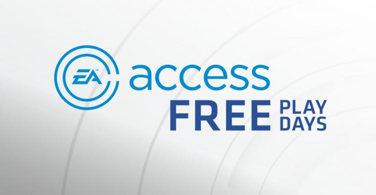 Get one week of EA Access for free on your Xbox One