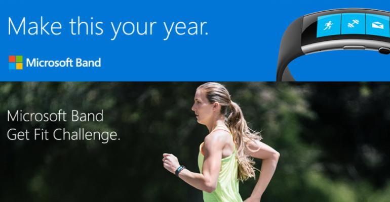 The Microsoft Band Get Fit Challenge Could Net You a Gym Makeover