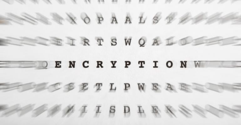 Encryption Protects Laptops Against Prying Eyes